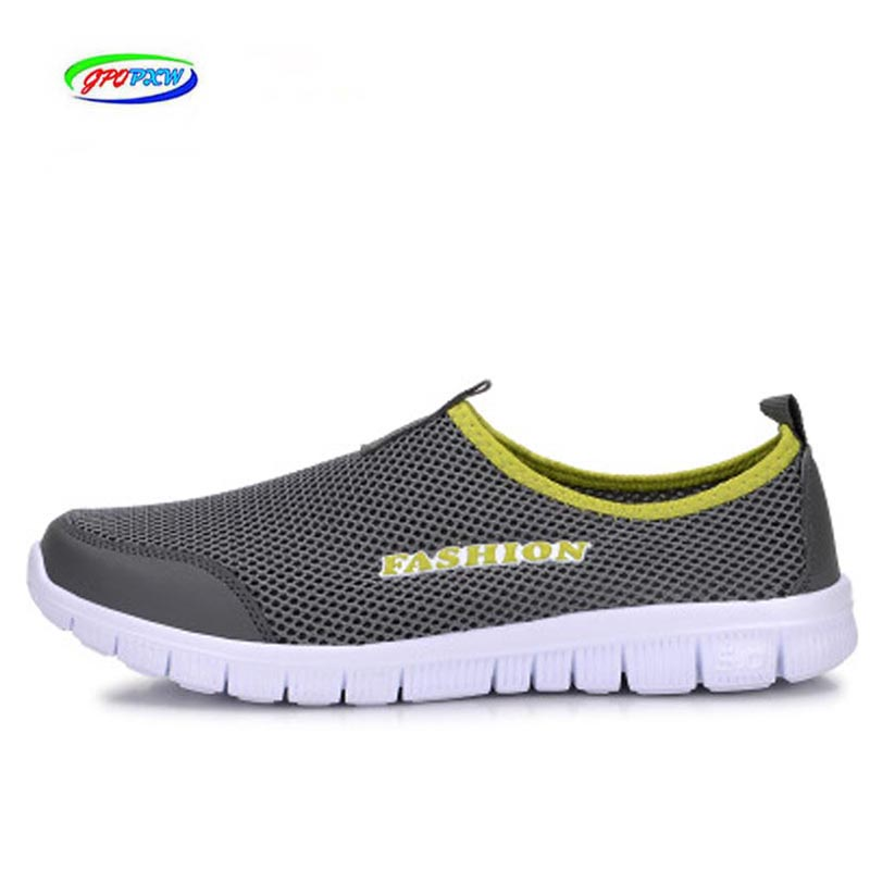 2019 Summer Couple Models Tennis Shoes Breathable Large Size Shoes Set Foot Sports Shoes Men And Women Fashion Casual Shoes