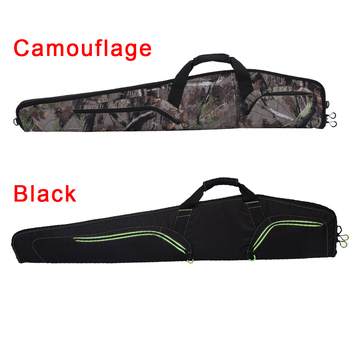 Rifle Black Soft Padded Gun Case Hunting Accessories pouch Tactical Scoped airsoft  Gun Bag Gun Storage holster 6