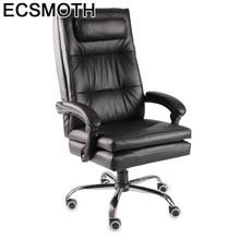 Bilgisayar Sandalyesi Ergonomic Fotel Biurowy Armchair Office Furniture Leather Poltrona Cadeira Silla Gaming Computer Chair