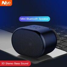 Przenośny głośnik Bluetooth z subwooferem bezprzewodowy głośnik bezprzewodowy dźwięk radia odtwarzacz muzyczny zewnętrzny z nimi głośniki