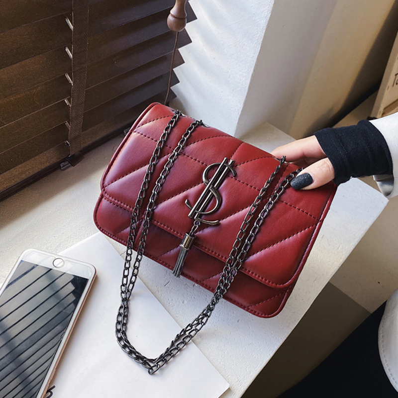 2020 Black Red White Color Luxury Handbags Women Bags Designer Handbag Purse Women Bag For Women Hand Shoulder Bag Handbags