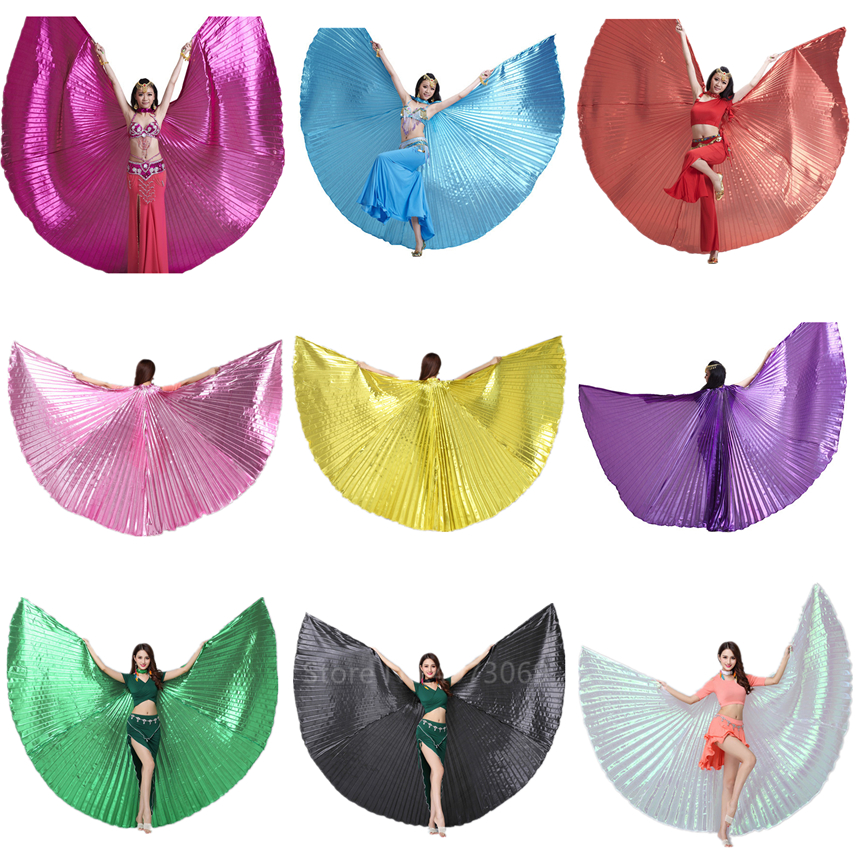 Isis Belly Dance Wings Butterfly Costumes For Adult Gypsy Skirt Women Carnival Party Performance Dancing Bellydance Clothing