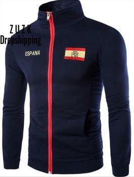 New Chandal Hombre Sweatshirt Men Brand Cardigan Zipper  Best-selling Sleeve Solid Hoodies M-xxl