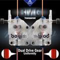 Mellow Bowden экструдер NF Bmg экструдер клонированный Btech двойной привод экструдер для 3d принтера Mk8 Anet A8 Cr-10 Prusa I3 Mk3 Ender 3