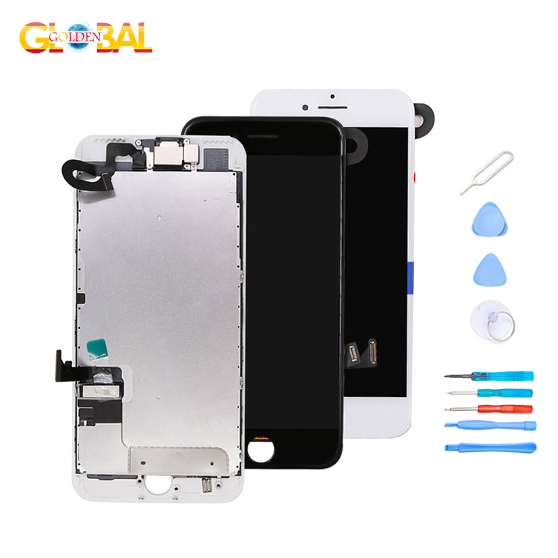 LCD Touch Screen For iPhone 7 Plus 7G 7P Display Assembly Replacement 3D Force Touch Digitizer Screen LCD Module 7plus AAA in Mobile Phone LCD Screens from Cellphones Telecommunications