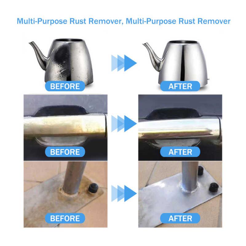 1 PC Dapur Rumah Tangga Kamar Mandi Membersihkan Busa Dekontaminasi Cleaner Pembersih Karat Perlengkapan Dapur