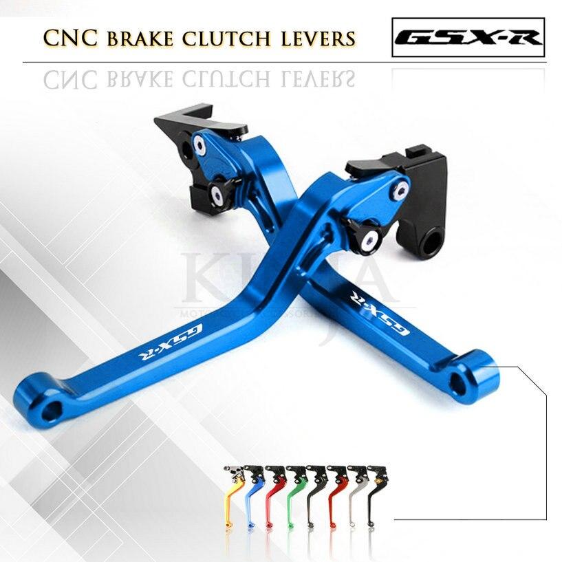 For SUZUKI GSXR1000 GSXR GSX-R 1000 2009-2017 CNC Short Brake and Clutch Levers