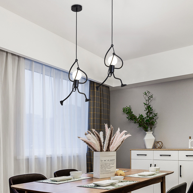cheapest Ultrathin Triangle Ceiling Lights lamps for living room bedroom lustres de sala home Dec LED Chandelier ceiling