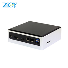 Mini PC Intel Core i5 8250U i7 7500U Ordinateur Windows10 2 * DDR4 M.2 SSD 8 * USB HDMI DP Type-c 2 * LAN WiFi 4K HTPC Micro De Bureau NUC