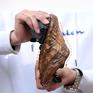 Image 4 - חיצוני גברים נעלי Drop פלדה הבוהן איש בניית בטיחות נעלי פלדת הבוהן סניקרס אנטי להחליק עבודה מגפי להגן על רגליים