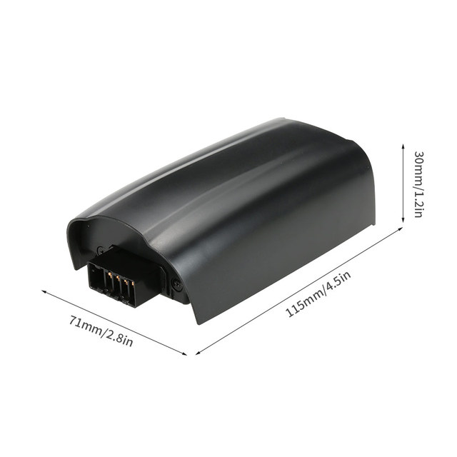 4000mAh 11.1V Rechargeable Lipo Battery for Parrot Bebop 2 Drone 6