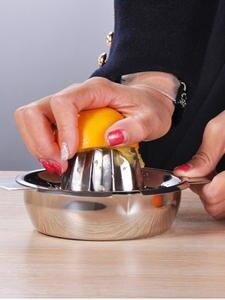 Tools Juice-Maker Lemon Kitchen-Accessories Hand-Pressed Citrus Orange Manual 304-Stainless-Steel