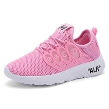 Dziewczęce sportowe buty 2020 jesienne oddychające dziecięce trampki maluch dzieci dla chłopców dziecięce oddychające buty do biegania EUR28 39