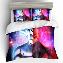 Duvets And Linen Sets Cotton Bedding Dragon Ball Duvet Cover King Size Set Bed Sheets Pillowcases