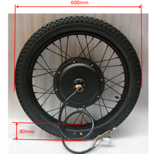 Electric Bike Kit 3000w Motor Wheel 72V E Bike Kit 5000W Wheel Motor Electric Bicycle Conversion Kit for 18-29in Rear Hub Motor