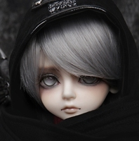 Full Set SD Doll BORY 1/4 BJD Boy High Quality Joint Doll Christmas Birthday Gift Dark Warrior Adult Toy Accessories Best Resin