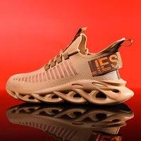 Мужская дышащая удобная обувь для бега для взрослых; дизайнерская легкая мужская повседневная обувь; Прогулочные кроссовки для мужчин; бол...