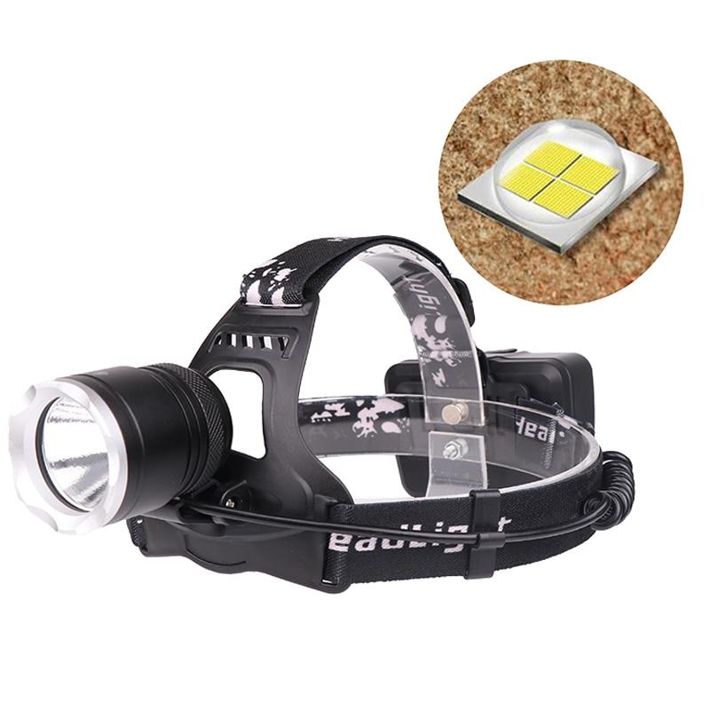 Litwod Z202810 CREE XHP70 30000LM Led Headlamp Headlight Head Lamp Flashlight