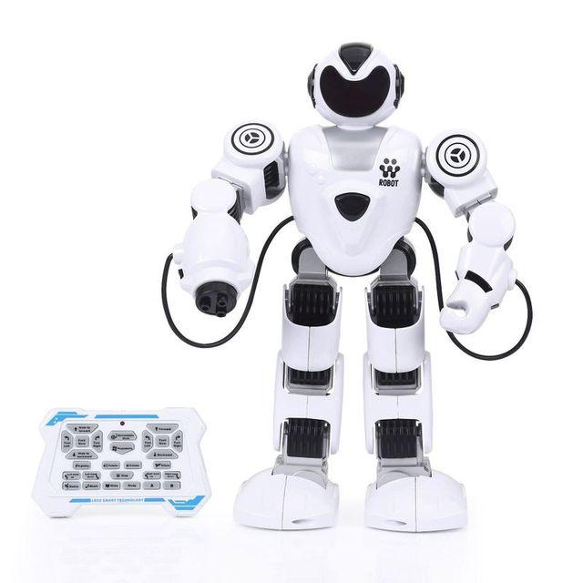 RC الروبوتات لعب للأطفال صوت الحوار الذكية روبوت الغناء روبوت راقص ألعاب تعليمية للأطفال جهاز روبوت للتحكم عن بعد 2