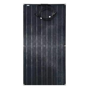 Image 5 - Pin Mặt Trời Linh Hoạt 200W Hệ Thống Bảng Điều Khiển 20A Năng Lượng Mặt Trời Bộ Điều Khiển 3M Năng Lượng Mặt Trời Cáp 12V 24V Pin Sạc Năng Lượng Mặt Trời dành Cho Cắm Trại/Nhà Mái Xe Hơi/Ô Tô