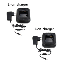 2Pcs Walkie Talkie Li-ion Battery Desktop Charger for Yaesu/Vertex Standard Radios EVX-531 EVX-534 EVX-539 VX-450 VX-459 велотренажер nordictrack vx 450