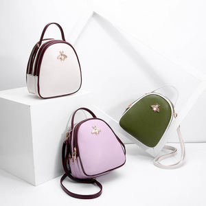 Image 3 - Luxury Handbags Women Bags Designer Ladies High Quality PU Leather Bag for Women 2020 Fashion Bee Decoration Famous Brands Tote