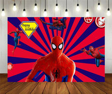 Photo Studio Props Photography Backdrop Cool Strong Man Vinyl Background Kids Birthday Party Decoration