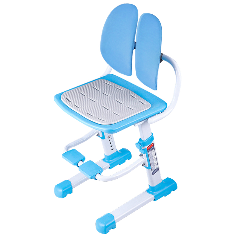 H1 Children's Chair Lift Student Chair Home Study Chair Adjustable Writing Sitting Posture Correction Seat Learning Stool Cheap