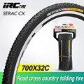 SERAC CX 700 * 32C шоссейная бескамерная шина с фиксированной передачей для шоссейного велосипеда 120 кончик велосипедная бескамерная шина + внутре...