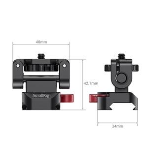 Image 5 - SmallRig DSLRกล้องEVF Mount 5 นิ้ว/7 นิ้วผู้ถือแผ่นติดตั้งNATO Clamp   2100