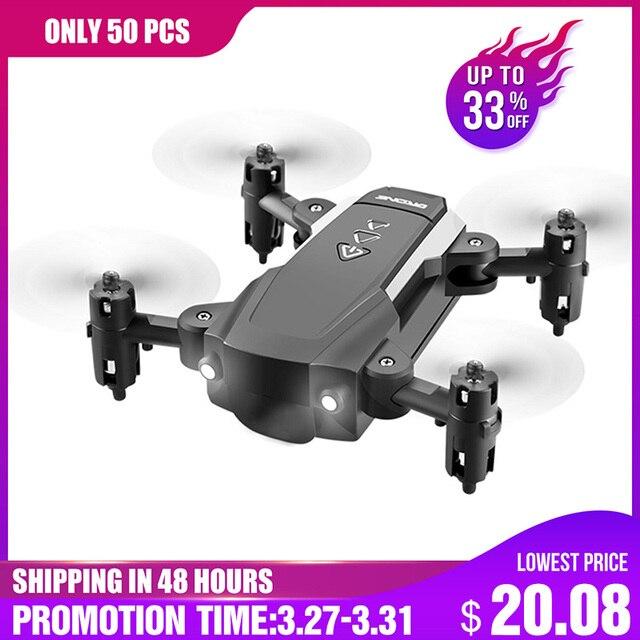 KK8 1080P Trực Thăng 2.4GHz 4CH 6 Trục Video Gimbal Camera Full HD RC Drone FPV Mini Có Thể Gập Lại Quadcopter một Khóa Trở Lại