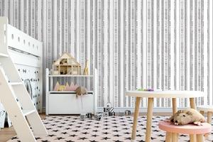 Image 5 - 0.45*6m פרחוני טפט לקירות ריהוט ויניל עצמי דבק טפט עבור מלון סלון חדר אמבטיה חדר שינה בית דקור
