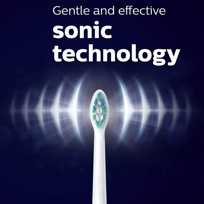 Electric Toothbrush Rechargeable 4 Optional Modes for Adults ,Kids