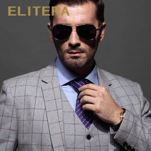 Image 2 - ELITERA Men Polarized Sunglasses 2020 Classic Design Male Aluminum Magnesium Sun Glasses Driving Eyewear For Men/Women