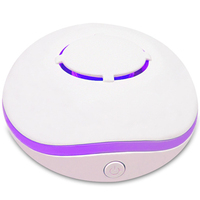 SANQ Waterless Aroma Mini Diffuser Essential Oil Portable Nebulizer Aromatherapy Oil Diffusion For Home Two Connecting Power Mod