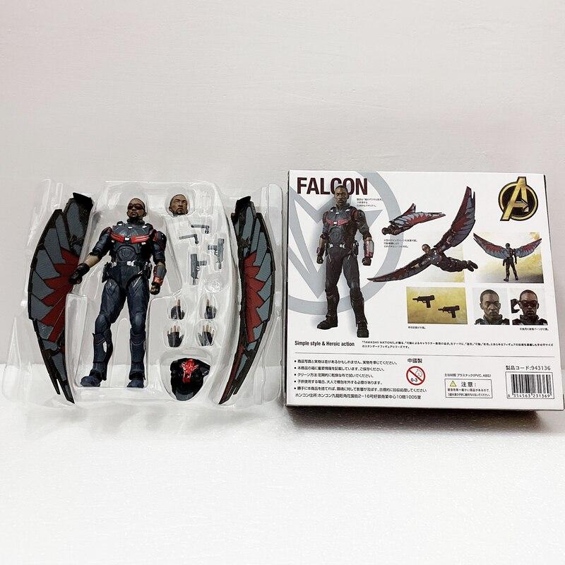 font-b-marvel-b-font-avenger-falcon-action-figure-infinity-war-legends-endgame-new-captain-america-ko's-shf-toys-doll-6inch