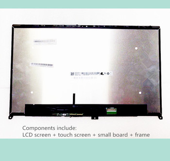FHD LCD Screen Display Panel Touch Digitizer Glass Assembly NV140FHM-N4U 5D10S39642 5D10S39641 for Lenovo Ideapad Flex 5-14IIL05 image