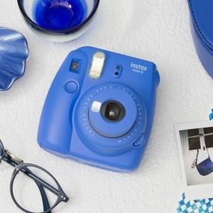 Image 5 - חדש Fujifilm InstaxMini 9 מתנה חינם עבור פולארויד InstantPhoto מצלמה FilmPhoto Camerain 5 צבעים מיידי photocamera