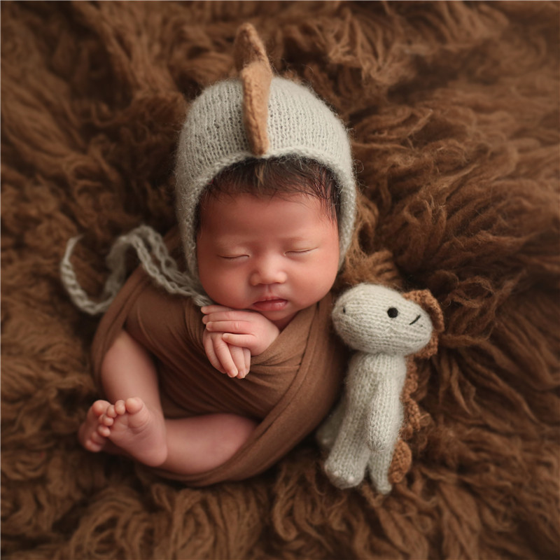 Innovation Knited Swaddle Hollow Out Baby Girls Boys Photography Props Popular