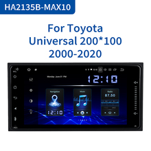 Dasaita Radio con GPS para coche, Radio con navegador, 7 pulgadas, 2 Din, Android 10, para Toyota Corolla, Camry, Prado, RAV4, Highlander, Yaris, Tundra, Sequoia, 4 Runner, 86, Scion