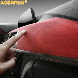 Car Accessories SUEDE leather