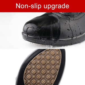 Image 5 - Ankle Boots women 2020 Butterfly knot Plush Winter boots women Black Fashion Zip Ladies Warm shoes Wedge Split Leather