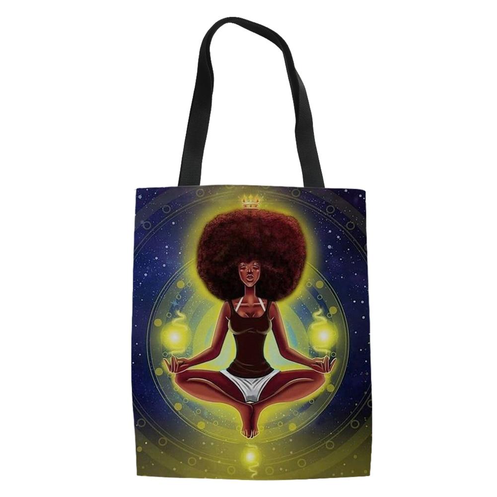 Ye Store Octopus Lady PU Leather Handbag Tote Bag Shoulder Bag Shopping Bag