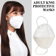 Anti-Fog And Dust-Proof N95 Mask Anti Smoke Mask Face Protective Adult Kn95 Protective Mask Anti-Dust Anti-Spitting