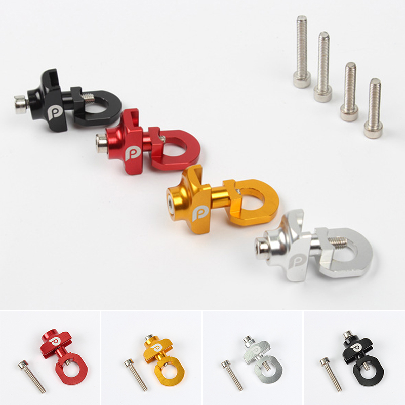 ADJUSTERS Chain TENSIONERS Bike Cycle Bicycle Chain Bolts TUGS Parts New 2019