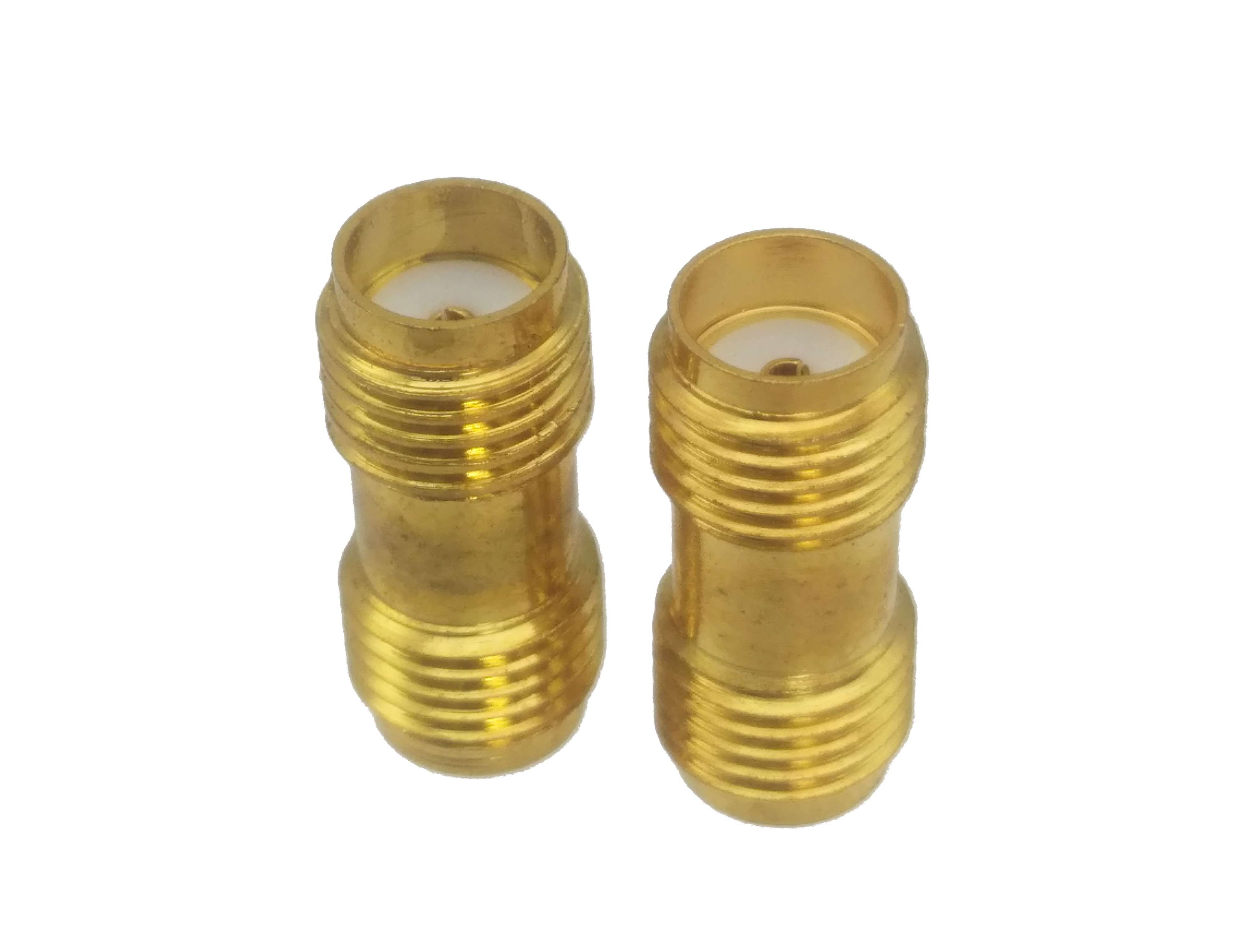 SMA Female To SMA Female Jack In Series RF Coaxial Adapter Connector