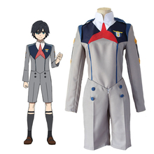 Anime DARLING In The FRANXX Cosplay Costumes Code 016 Hiro Cosplay Costume Halloween Carnival Party Cosplay Costumes