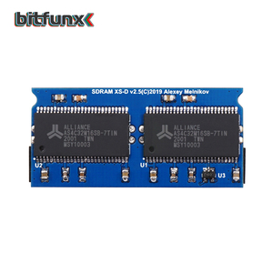 Image 5 - BitfunxためミスターfpgaコアDE10 Nano用メインボードi/oボードとミスターusbハブ