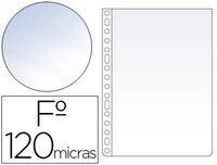カバー MULTITALADRO ESSELTE フォリオ polyprophylene 120 MC クリスタルボックス 100 ユニット