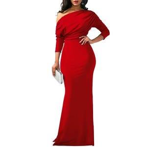 A-Line-Dress Half-Sleeve Evening Casual Summer Women Solid Regular Polyester